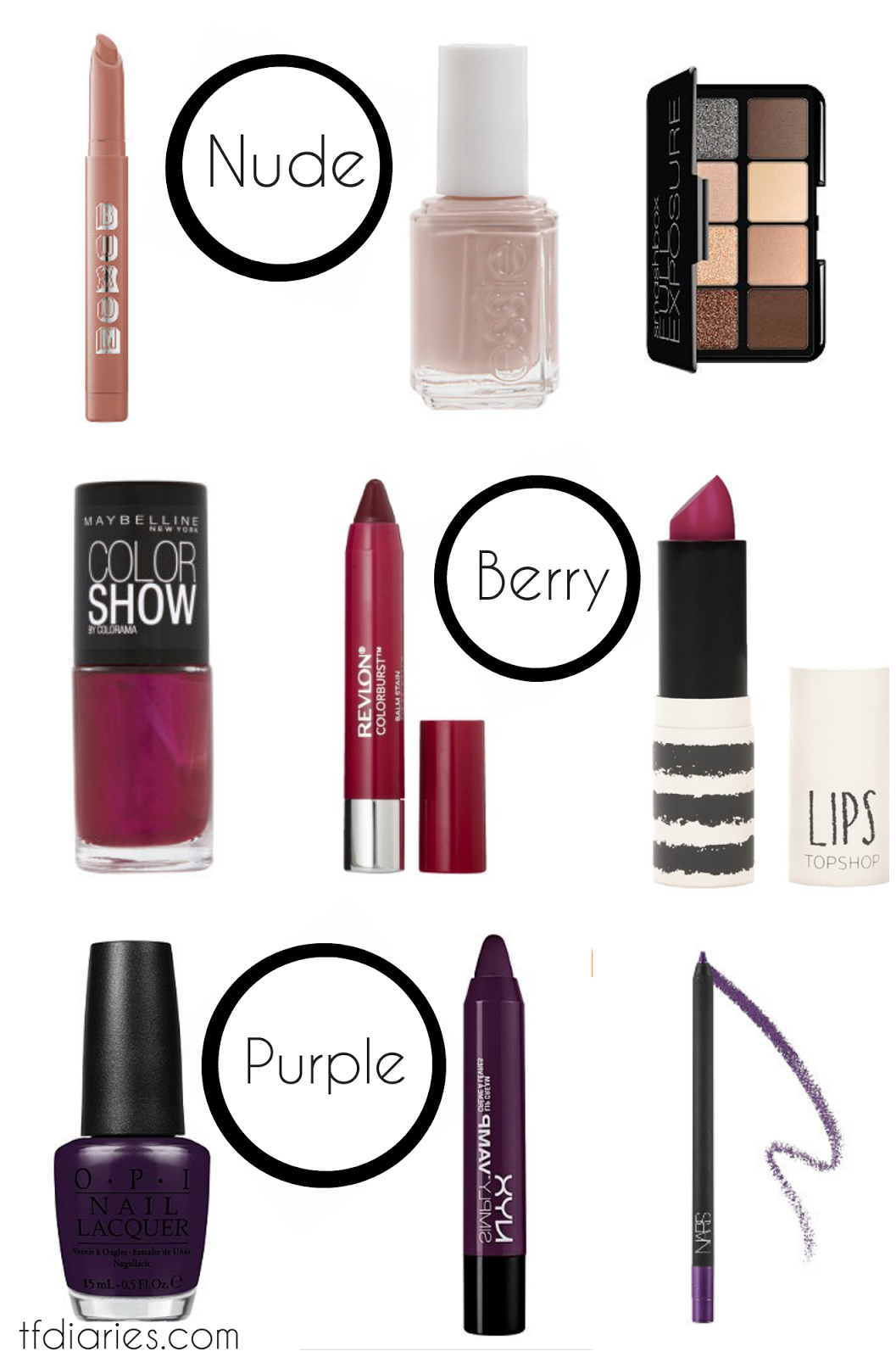 fall makeup trends, fall beauty, budget beauty, fall colors, must have lip colors for fall, must have nail colors for fall, best nude lipstick on a budget