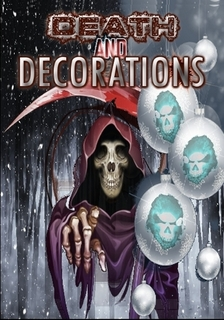 Cover image of Death and Decorations - from Lulu.com