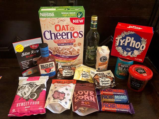 food box subscriptions