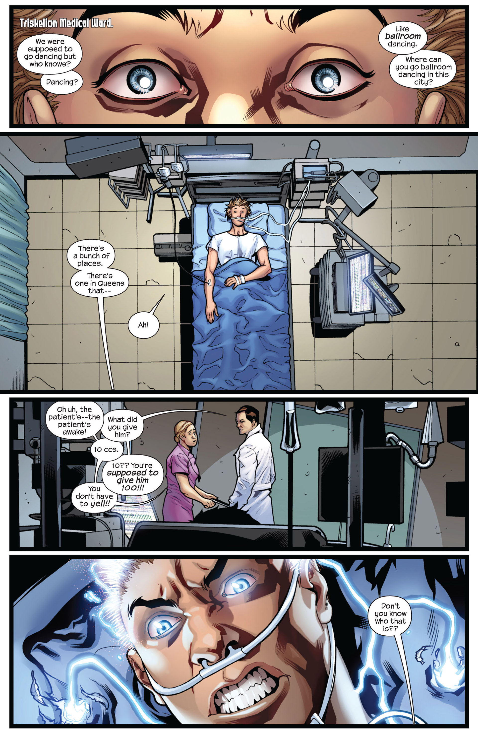Read online Ultimate Comics Spider-Man (2011) comic -  Issue #5 - 10