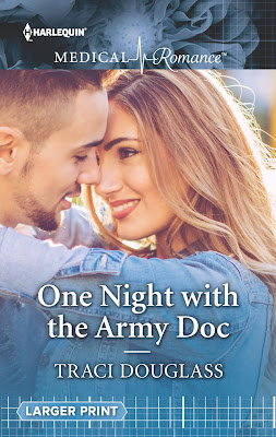 One Night with the Army Doc cover