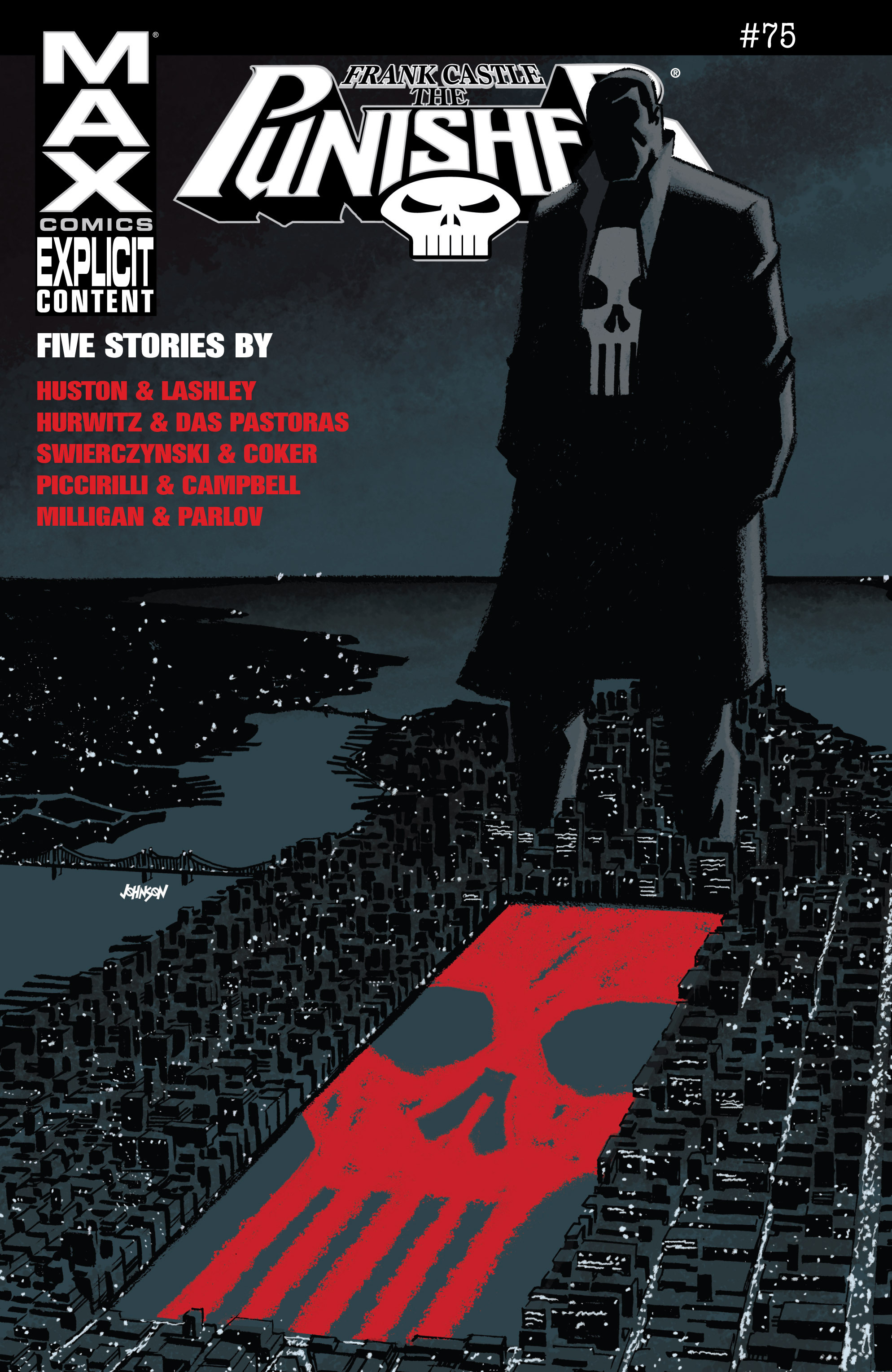 The Punisher: Frank Castle MAX 75 Page 1