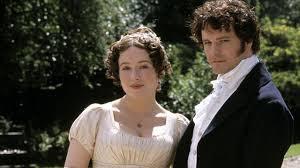 Darcy and Elizabeth Bennet