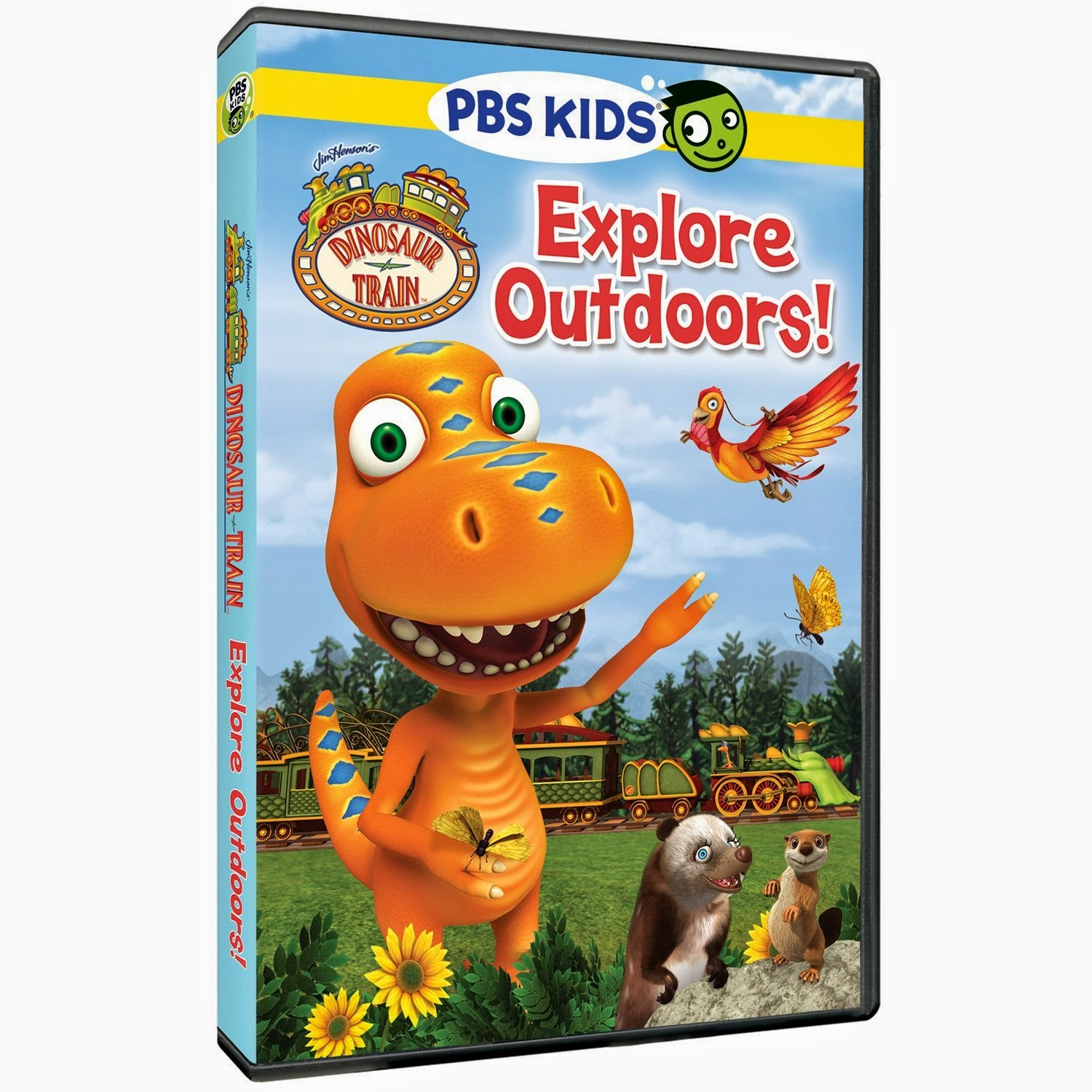 A RUP LIFE PBS KIDS Dinosaur Train