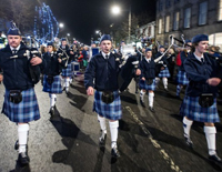 St. Andrew's Day, November 30