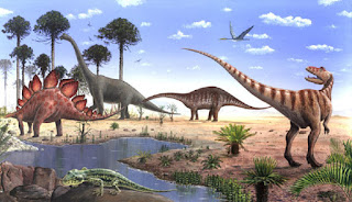 i dinosauri per la scuola, ricerca con testo e immagini