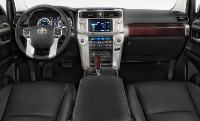 2019 Toyota 4Runner Specs, Release Date