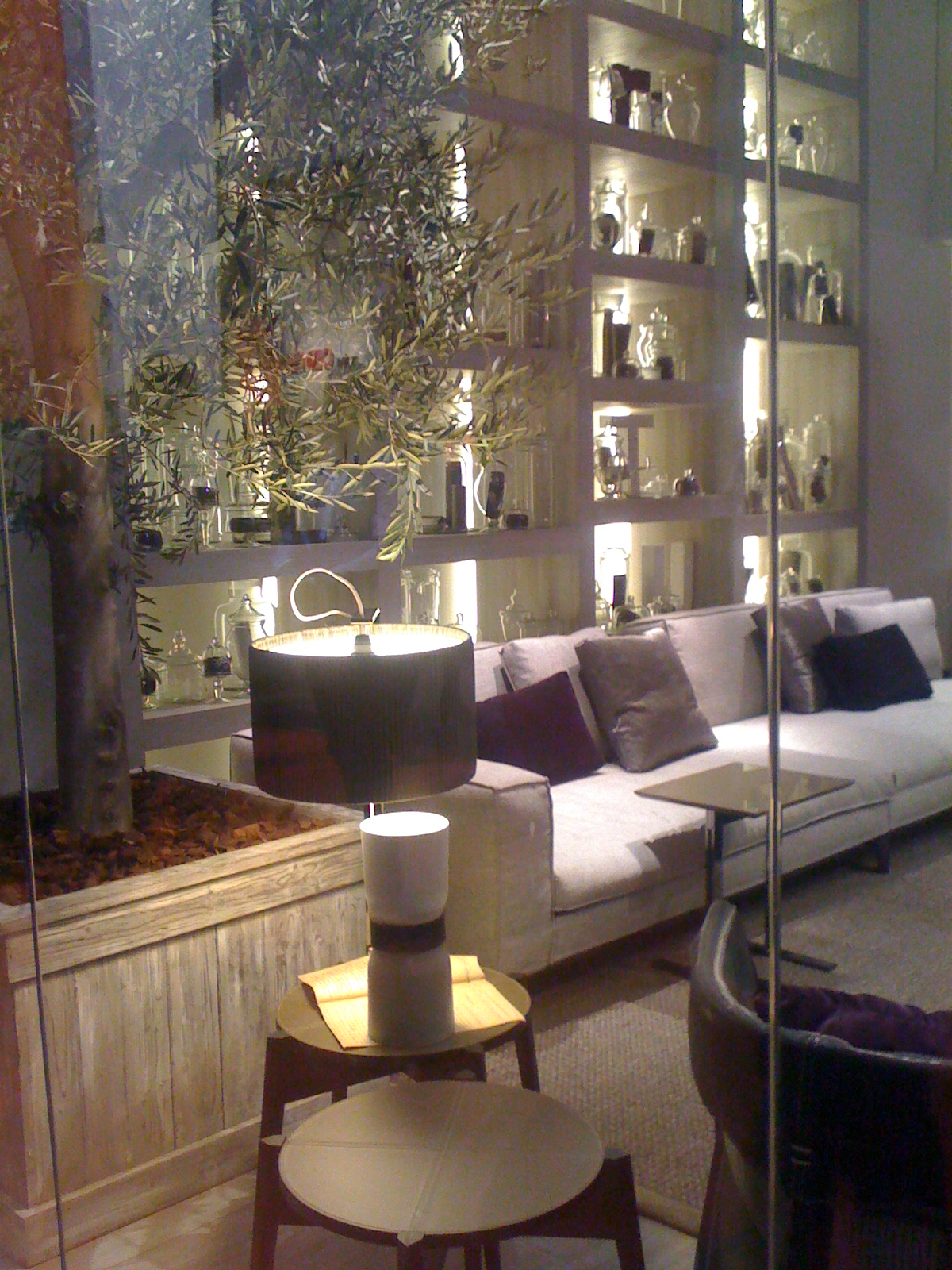 Milanesegal frigerio home collection as seen at salone for Il salone del mobile
