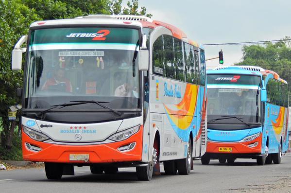 Harga Tiket Bus Rosalia Indah Dan Agen Tiket Maret 2019