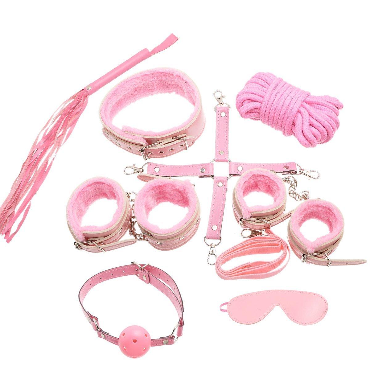 Набор розовый фетиш