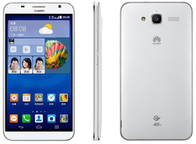 Huawei Ascend GX1 Specifications- Inetversal