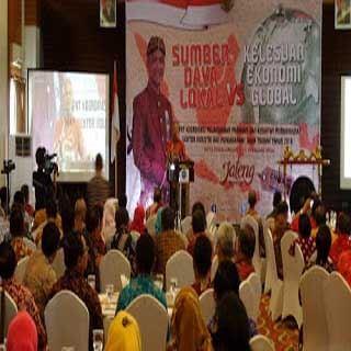 Soal Pemasaran Komoditas Unggulan Jawa Tengah, Ini Kata Ganjar