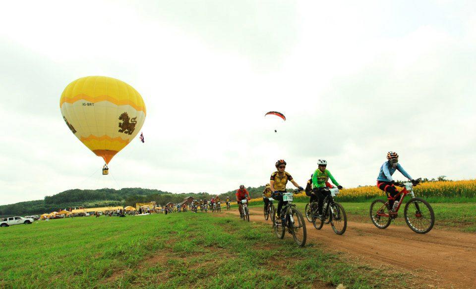 เที่ยวอย่างสิงห์: ศูนย์จักรยาน และสนามจักรยาน สิงห์ปาร์ค ไร่บุญรอดฯ เชียงราย