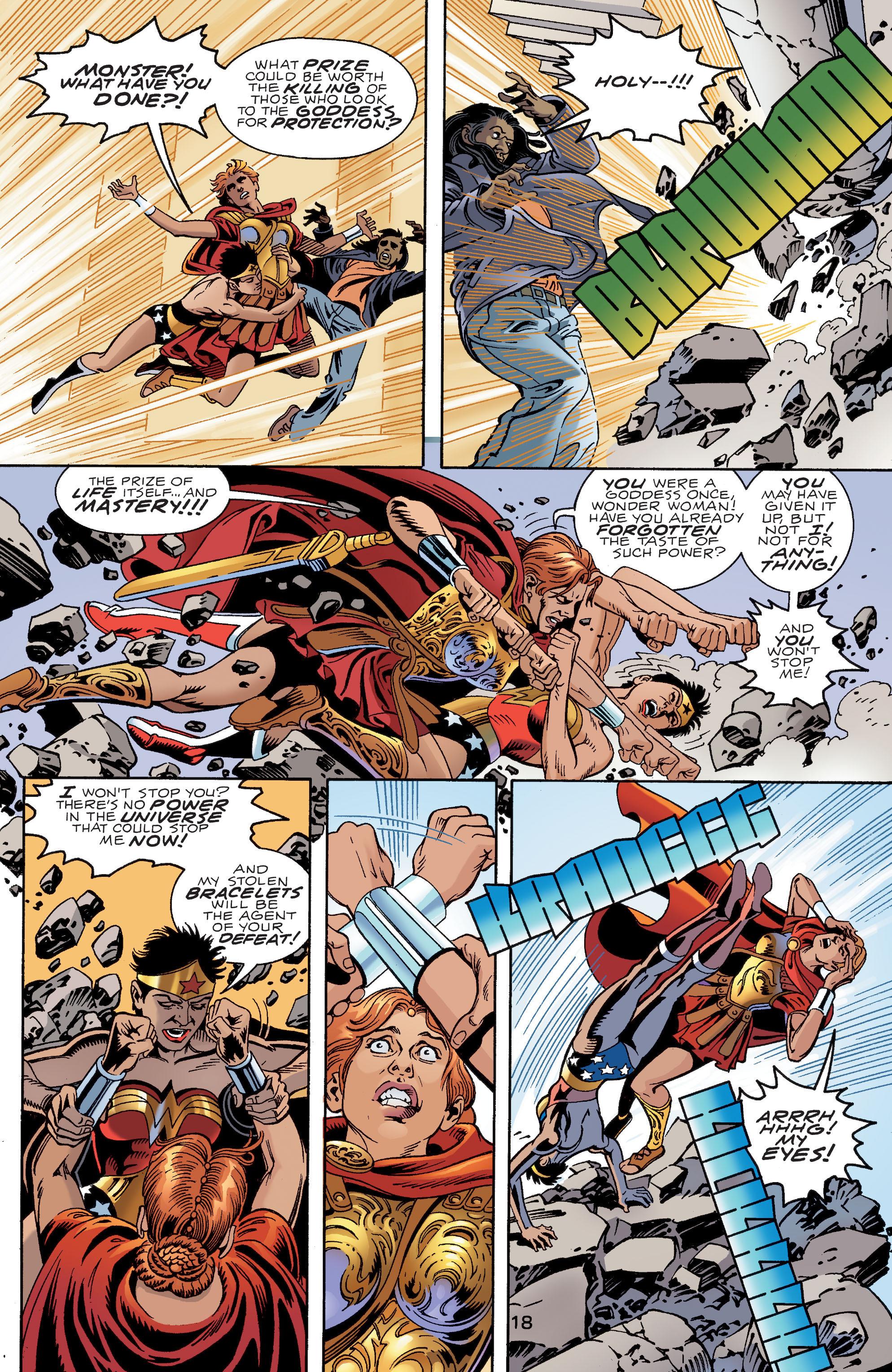 Read online Wonder Woman (1987) comic -  Issue #192 - 19