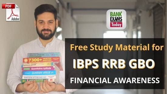 IBPS RRB GBO Financial Awareness Digest PDF