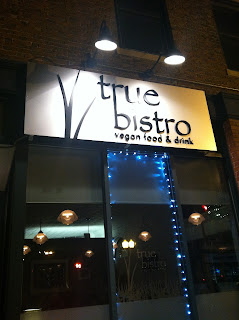 True Bistro Somerville Vegan