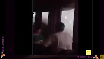 Big wave hit tourist ship  issouvideo