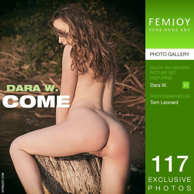 FemJoy - Dara W. - Come femjoy 08200