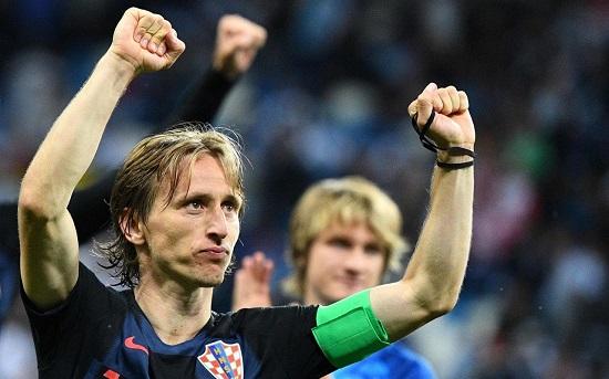 Kovacic thầm mến mộ Modric từ nhỏ.