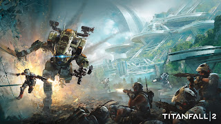 Titanfall PS4 Wallpaper