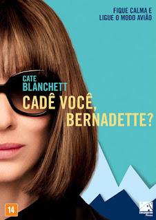 Cadê Você, Bernadette? - BDRip Dual Áudio