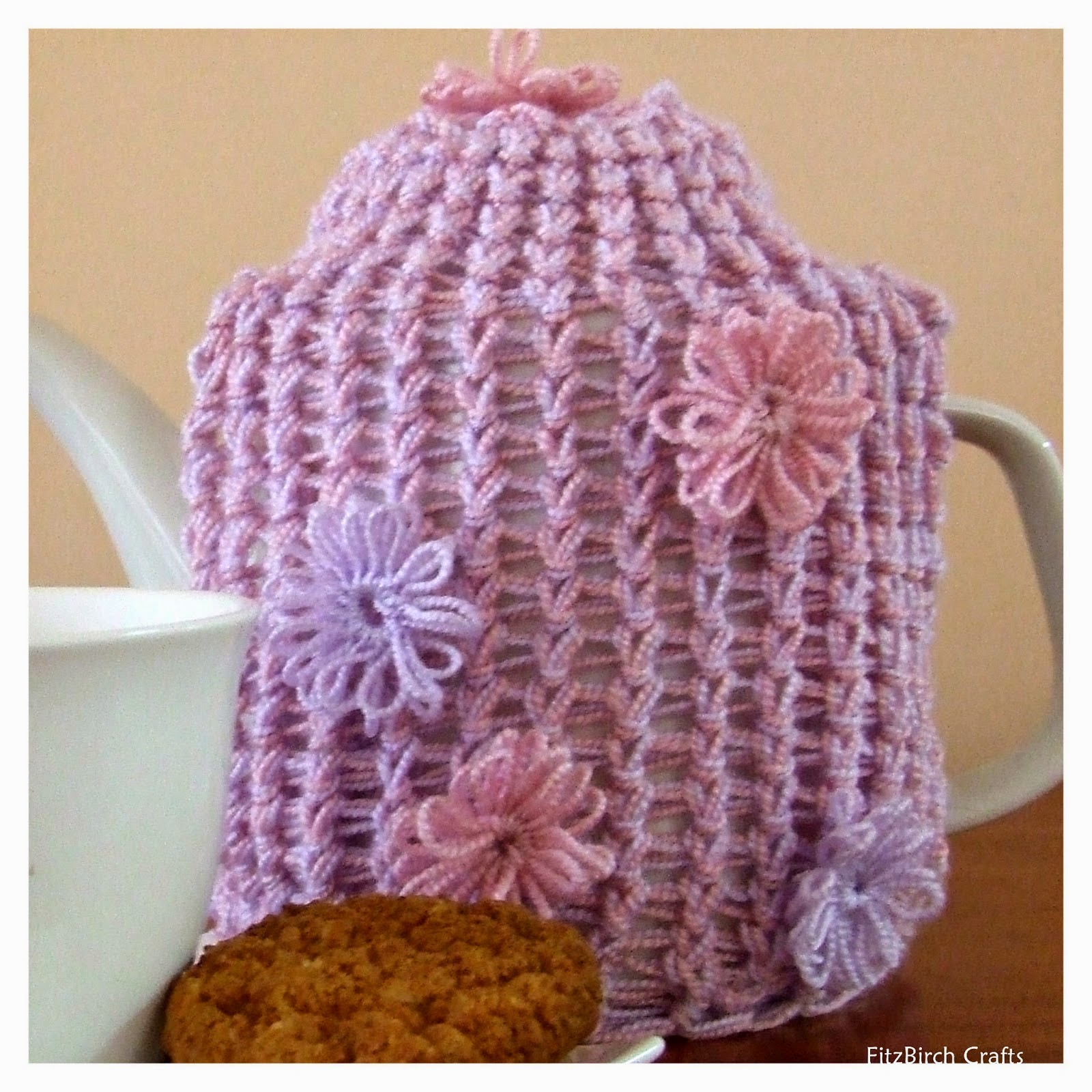 Knifty Knitter Flower Pattern