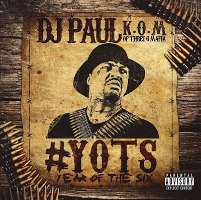 "DJ Paul K.O.M ""Lit Em Up!"" feat. DOPE D.O.D."