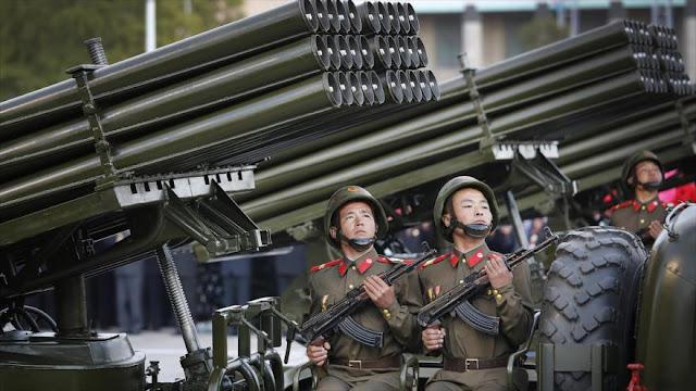 Ejército surcoreano listo para combate ante ejercicios norcoreanos