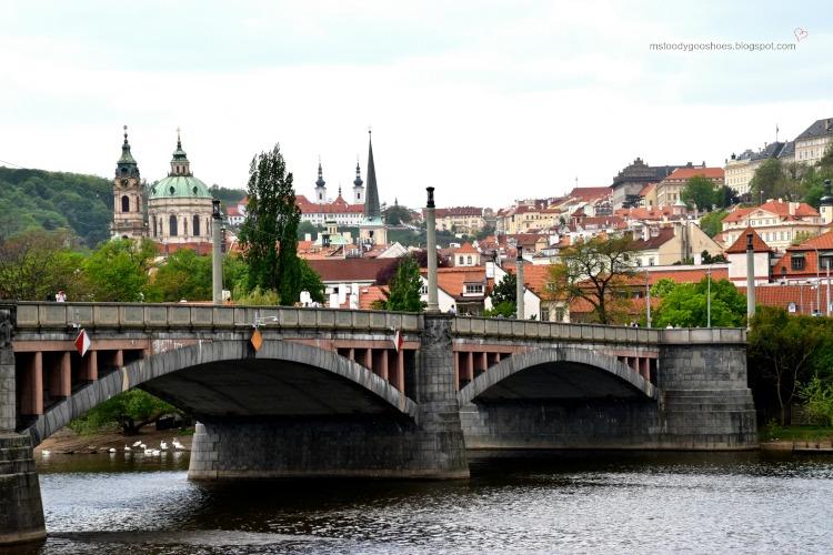 Manes Bridge, Prague, Czech Republic | Ms. Toody Goo Shoes