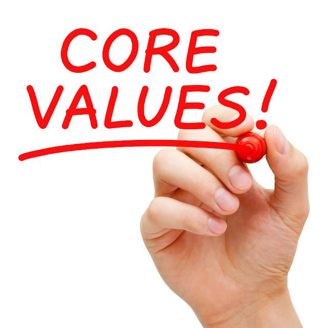 Giá trị cốt lõi của doanh nghiệp là gì? in Hồng Hạc