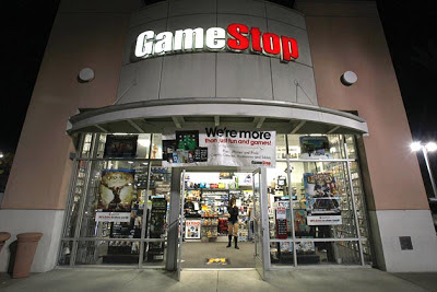 Win Free Games from GameStop