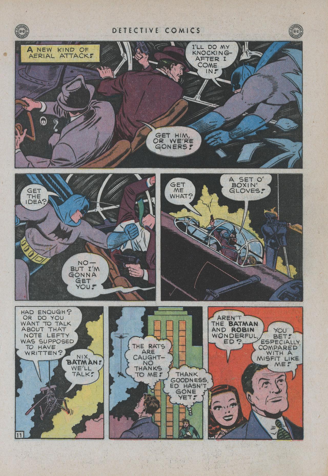 Read online Detective Comics (1937) comic -  Issue #108 - 13
