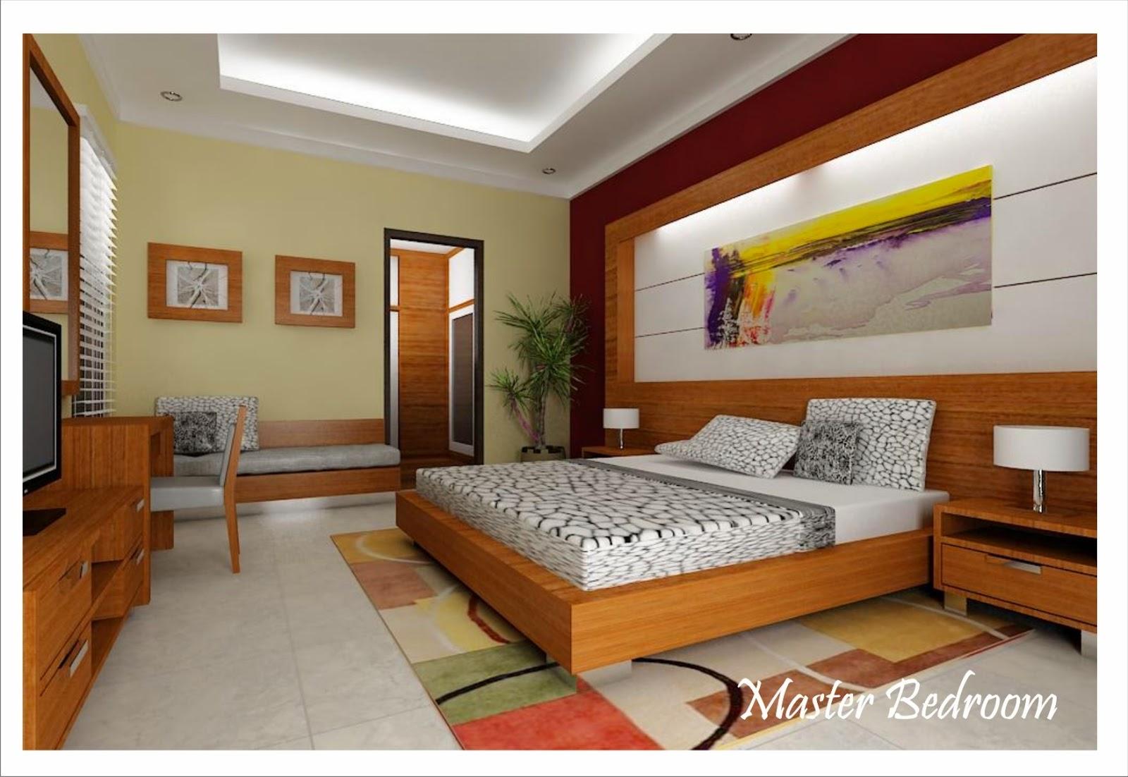 interior kamar tidur ukuran 3x4 | interior rumah