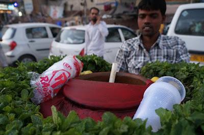 Jal Jeera, Old Delhi