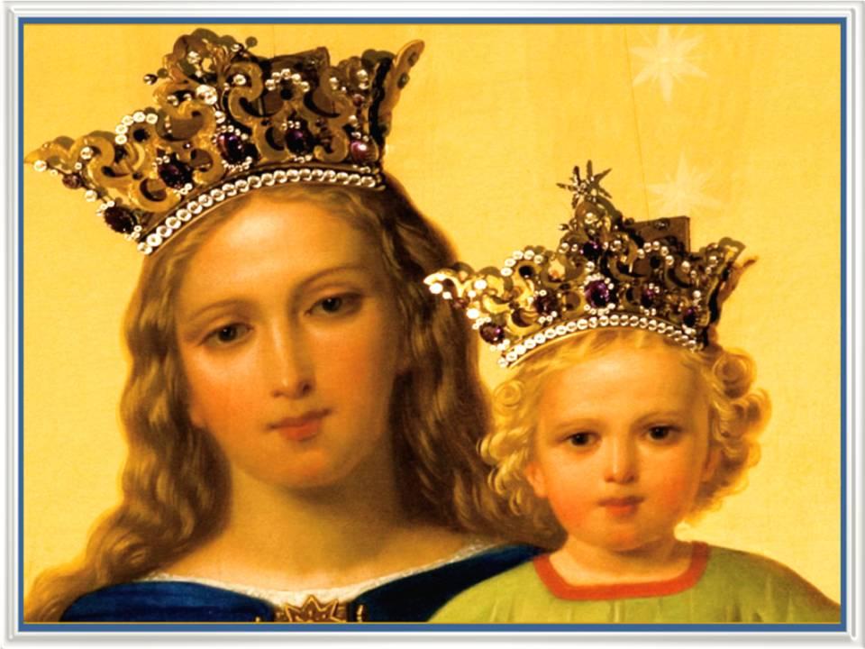 Virgen Maria Auxiliadora Oracion Para Pedir Su Milagrosa Ayuda