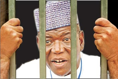 Sule Lamido Arrested