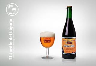 Cerveza Trapense Achelse Kluis