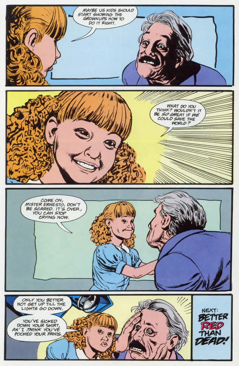 Read online Animal Man (1988) comic -  Issue #73 - 25
