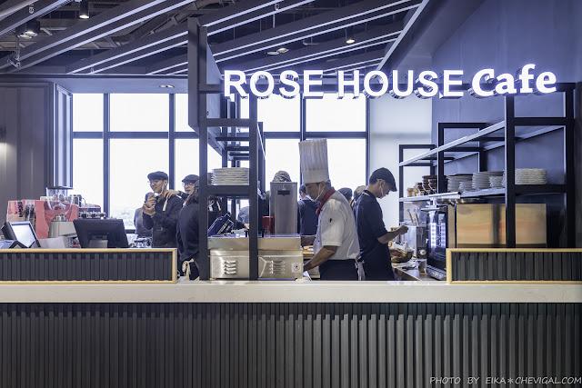 MG 8592 - 熱血採訪│台中最新180度海景咖啡,下午時刻人潮多,舒芙蕾要等半小時的ROSE HOUSE CAFE