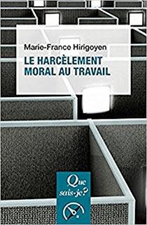 Le Harcèlement Moral Au Travail de Marie-France Hirigoyen PDF