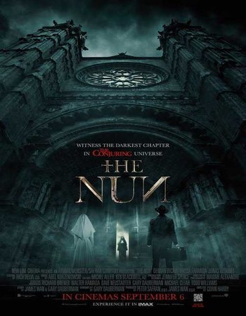 The Nun (2018) English HC HDRip 300MB Full Movie Download