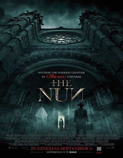 The Nun (2018) English 720p HC HDRip Full Movie Download