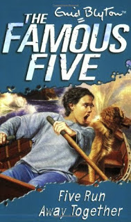 Download free ebook Famous Five 03 - Five Run Away Together By Enid Blyton pdf