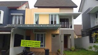 Rp.2.350.000.000 Dijual Murah Rumah Di Cluster EXCLUSIVE Lavanoise Sentul City (code:182)