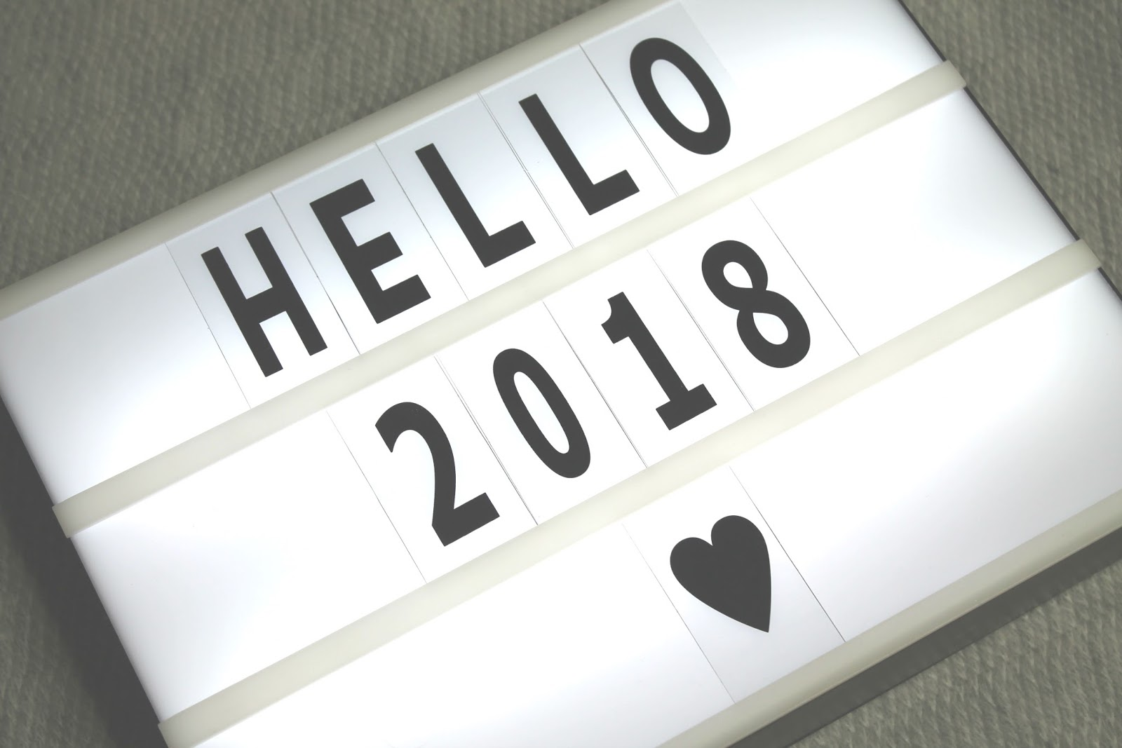 YOURS CHLOE: Thoughts   New Year, Stronger Me