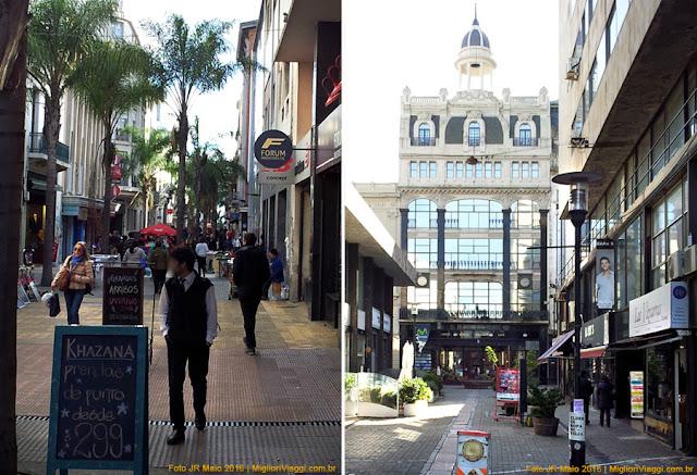 Via Sarandi e rua transversal | Ciudad Vieja | Montevideo