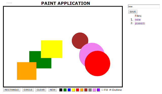 JASTECH: Paint App using javascript and html5
