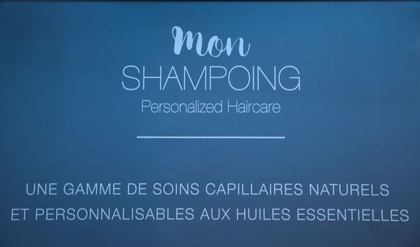 Mon Shampoing, personalized haircare
