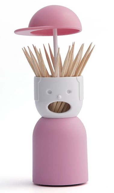 Picky Boy Toothpick Holder