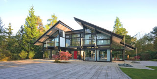 casa pre-fabricada  ecologica